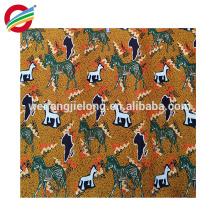 Nuevo estilo de tela de batik de impresión africana buena después de la venta