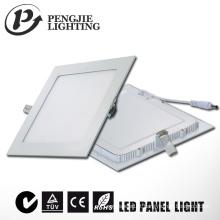 Alta Qualidade 6W White LED luz de teto com CE (Square)