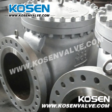 Cast Steel API 6D Full Open Swing Check Valve (H44H)