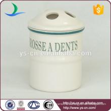 YSb50062-01-tbh europäischen Design Dolomit Bad WC Bürstenhalter Produkte