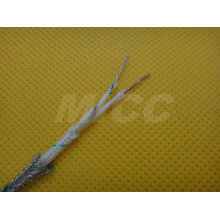 Thermocouple Extension wire Type KX-FG/FG/SSB-7/0.2x2-IEC
