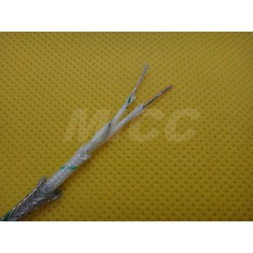 Удлинитель термопары типа КХ-ФГ/ФГ/ССБ-7/0.2х2-МЭК