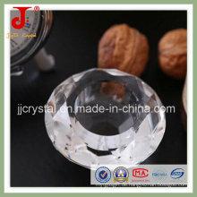Preiswertere Clear Diamond Teelicht Kerzenhalter für den Heimgebrauch (JD-CH-002)