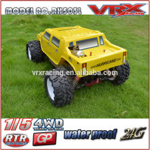 Wholesale china factory 4WD Gas Car , model car display case
