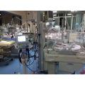 CPAP-Therapie Beatmungsgerät Neugeborene Ventilator mit Ce (SC-NV8)