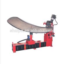 High quality dished head flanging machine,cnc spinning machine,metal spinning machine