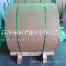 Hoja de aleación de aluminio 3003 H14 para revestimiento aislante térmico