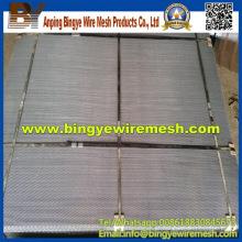 Malha de arame comprimido para tela (fábrica e exportação da China)
