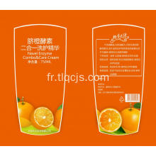 Shampooing parfum orange navel