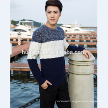 5GG knitting man's cashmere fashion sweater