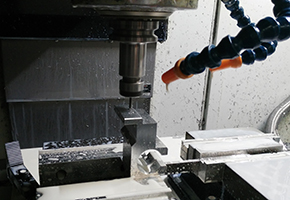 cnc machining steel