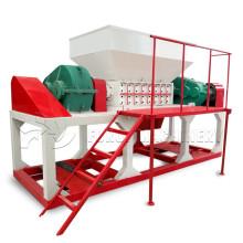 Low maintenance cost shredder plastic price/textile shredder machine