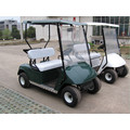 Automobile de golf 2 places avec essence ou batterie