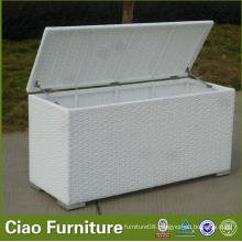 Rattan Outdoor Patio Cushion Box