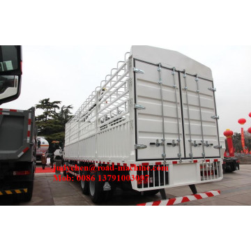 Lx 8x4 Heavy Cargo Dengan 371 HP Engine