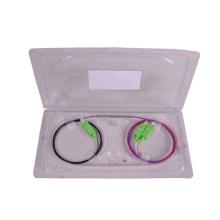 Acoplador óptico da janela dupla do acoplador da fibra óptica de Sc / APC