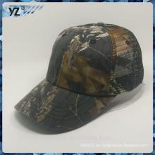 2016 neue Ziffer mit benutzerdefinierten Baseball-Hut und militärischen Hut gute Qualität