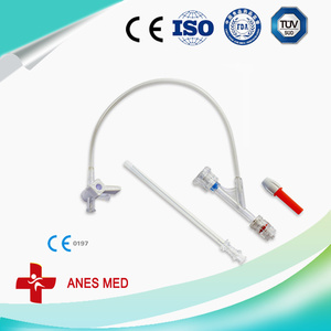 Disposable Hemostasis valve set