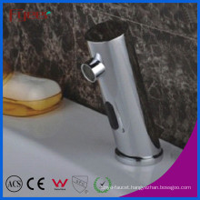 Fyeer Fashion Automatic Shut off Sensor Faucet for Wash Basin