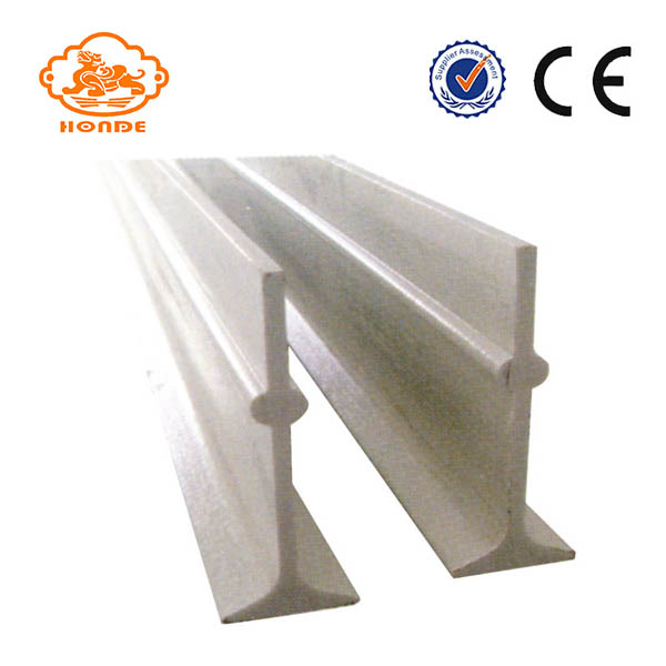T Fibreglass Beams