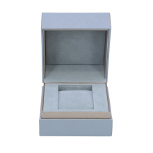 2021 High quality clamshell watch case watch box custom logo packaging