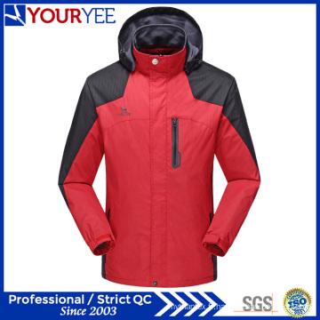 Veste de ski à prix abordable Veste d'hiver Vêtements d'extérieur Vêtements de plein air (YLCF110)