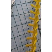 PVC Revestido prego defesa para proteger