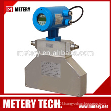 Mass flow meter for butane flow meter