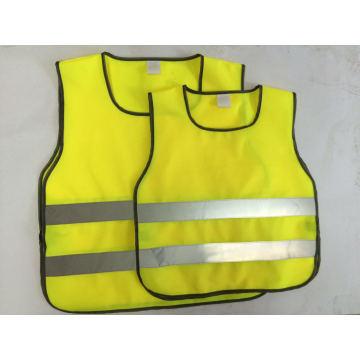 Детей Светоотражающий жилет безопасности с En1150