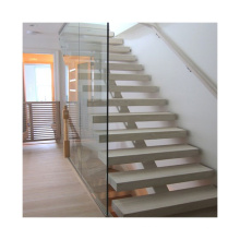 Hot Selling Stylish  Circular Marble Staircase wood tread