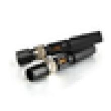 Conector rápido FTTH, conector rápido fc upc, Cabo de fibra ótica FC Conector rápido rápido para rede CATV