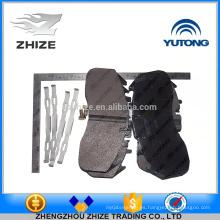 Suministro de China de alta calidad Bus spsre partes 3552-00738 Kit de reparación de placa de fricción para Yutong