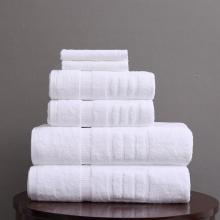 Sets de serviettes d'hôtel 100% coton