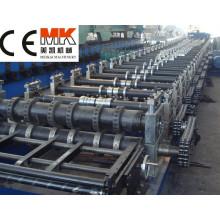Plataformas de piso de acero que forman las máquinas, maquinaria de decking y máquina de fabricación del entarimado