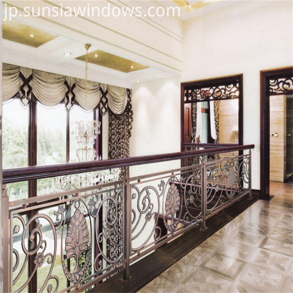 Balusters and Railings
