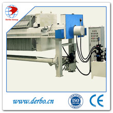 Environmental Protection Filter Press for Waste Water