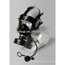 Masque à gaz en caoutchouc chimique MFD-2