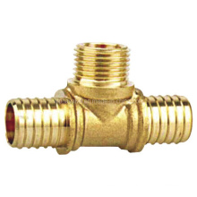 Brass Tee Pipe Fitting (a. 0428)