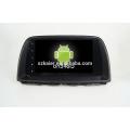 Viererkabelkern! Auto dvd mit Spiegellink / DVR / TPMS / OBD2 für 9 Zoll volles Touch Screen Viererkabel 4.4 Android System MAZDA CX-5 2015