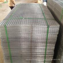 panneaux galvanisés de maille de treillis métallique de calibre 16