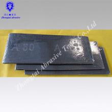 Folhas da tela de lixamento do óxido de alumínio de 115 * 280mm