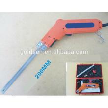200mm 190W EPS EVA Outil de coupe de mousse Couteau électrique Hot Hand Handheld Mousse coupeur professionnel GW8121