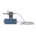 Optical pyrometer with probe