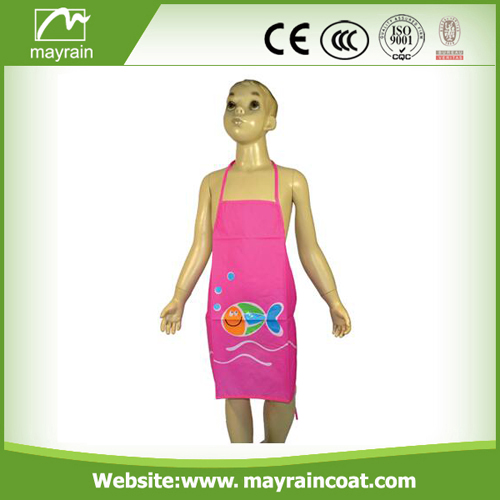 Plain Kids Apron
