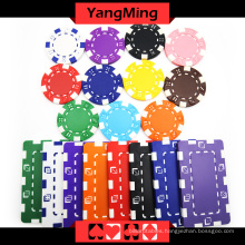 11.5g Dice Casino Poker Chip (YM-CP024-25)