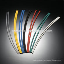 Color Single wall heat shrink tubing sleeve with 2:1 shrunk ratio ,avaliable in various colors