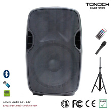Popular 12 Inches Plastic Sound Box for Model ES12UB