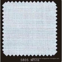 White Color Woven Double DOT Fusible Interlining (5805 white)