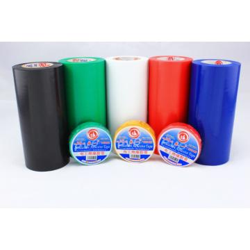 Cinta de PVC eléctrico (ignífugo, 130um y 180um)