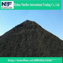 low sulphur green petroleum coke with 0.70 S